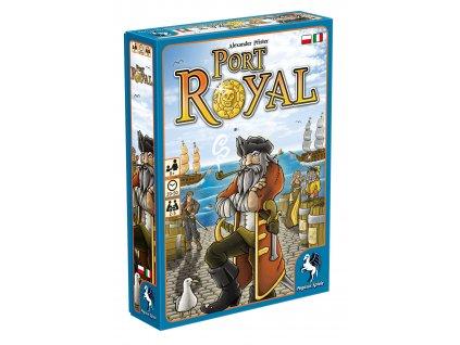 Port Royal PL/IT  (polsky a italsky)