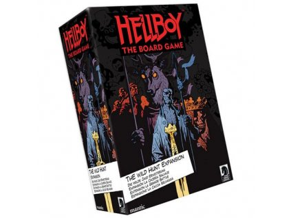 Hellboy: The Board Game - The Wild Hunt