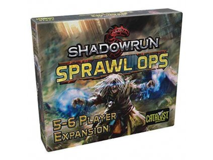 shadowrun sprawl ops 5 6 player expansion