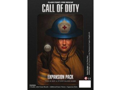Flash Point: Honour and Duty  (Záchranáři: Boj s ohněm rozšíření)