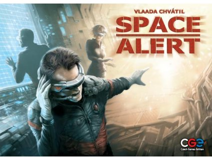 SpaceAlert Cover
