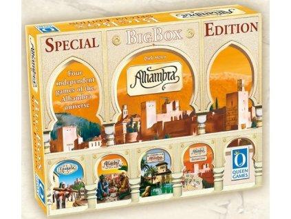 Alhambra: Big Box Special Edition  (obsahuje 4 samostatné hry)