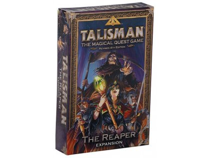Talisman - The Reaper Expansion  (Revised 4th edition)