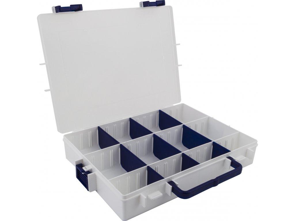 Plastový pořadač - Ideal Box XL (285 x 212 x 47 mm)