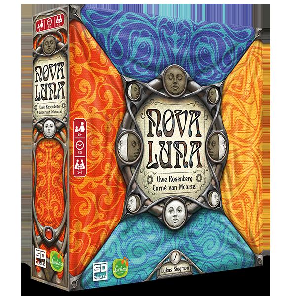 Pegasus Spiele Nova Luna EN/DE