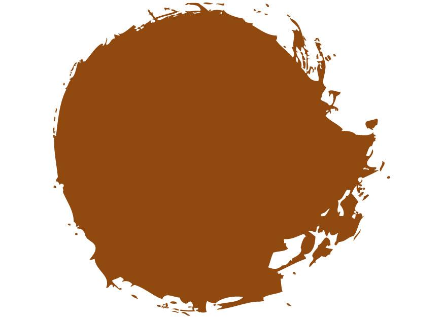 Citadel Layer Paint - Skrag Brown (vrstvící barva červenohnědá)