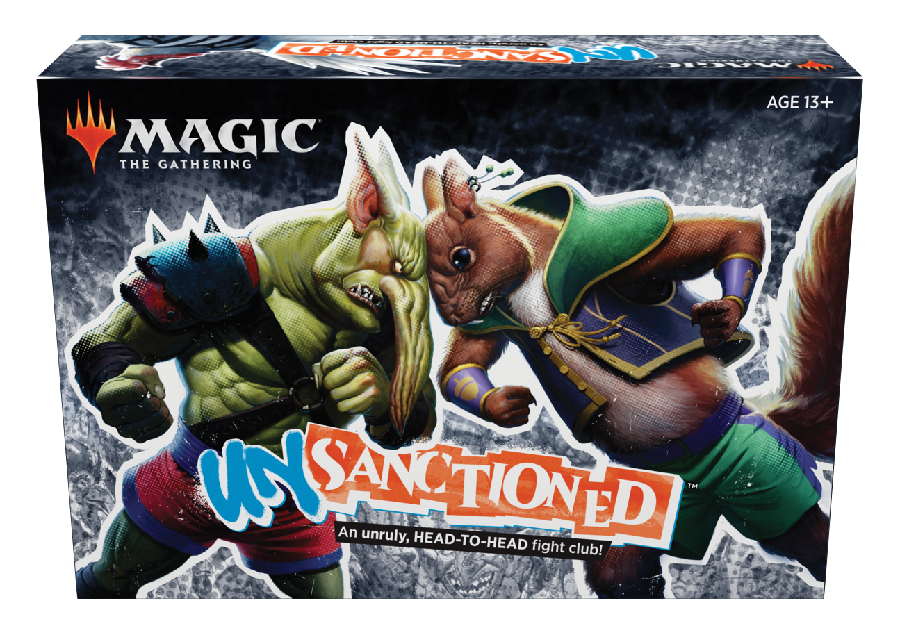 Wizards of the Coast Magic The Gathering: Unsanctioned
