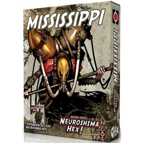 Portal Neuroshima Hex 3.0: Mississippi
