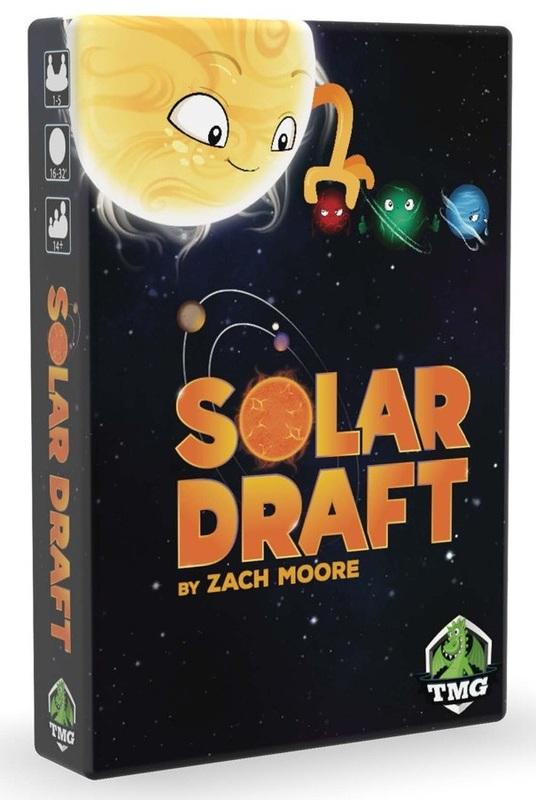 Levně Tasty Minstrel Games Solar Draft