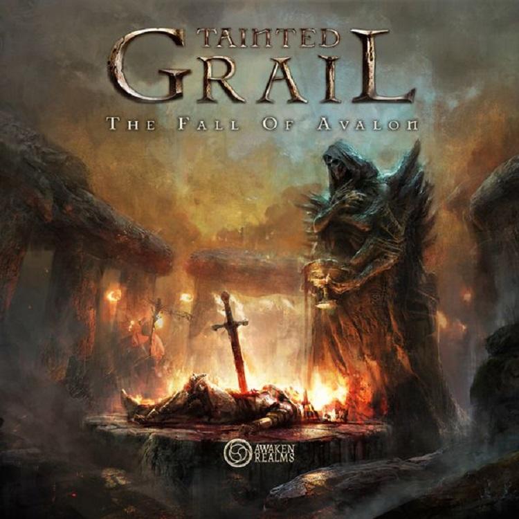 Albi Tainted Grail: Pád Avalonu CZ
