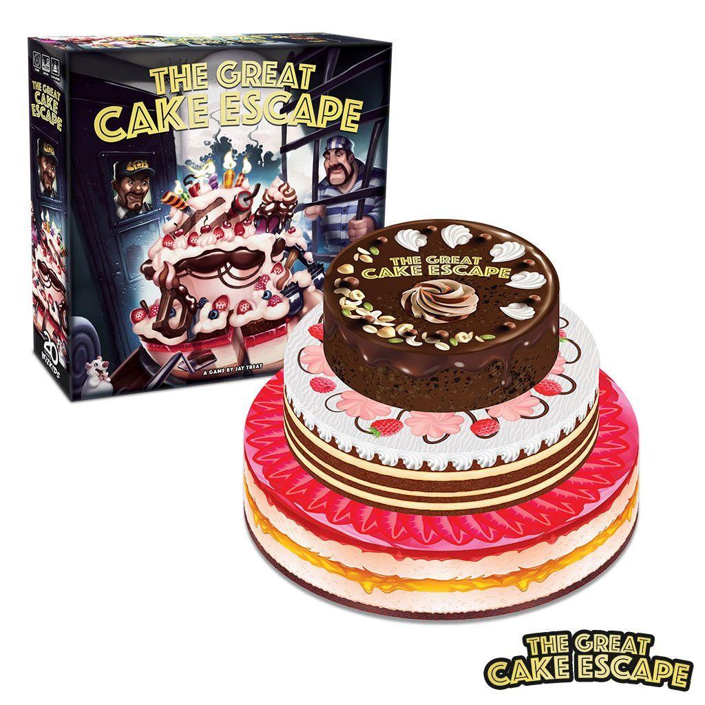 Levně WizKids The Great Cake Escape