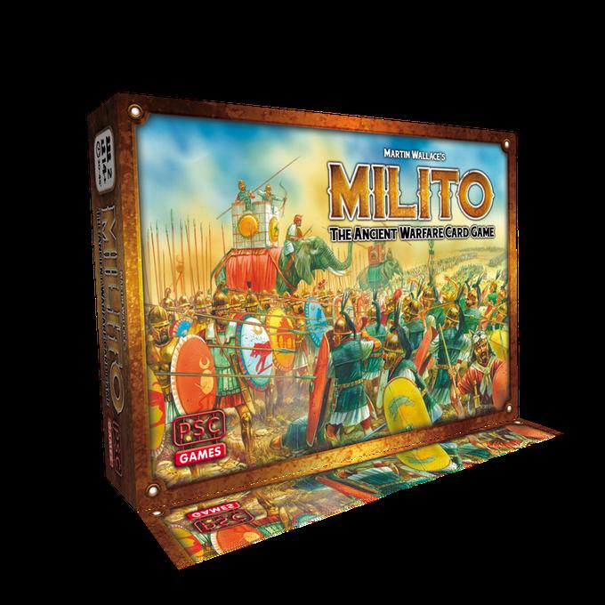 Levně PSC Games Milito