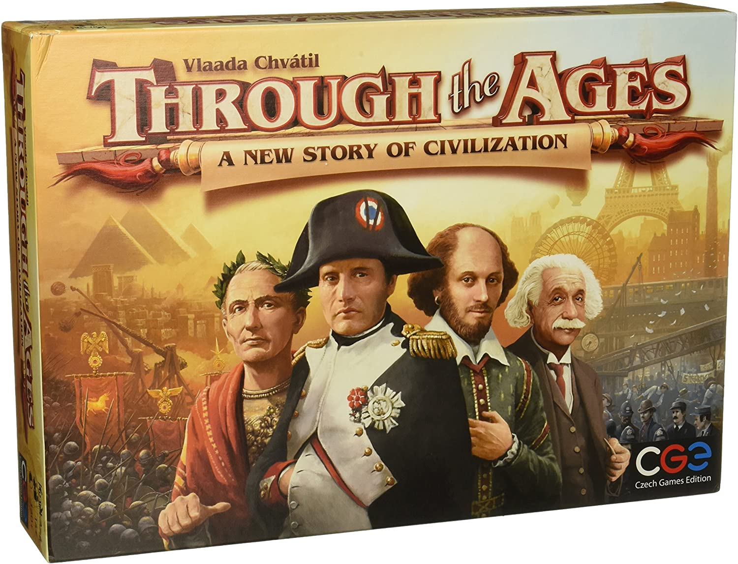 CGE Through the Ages: A New Story of Civilization - EN