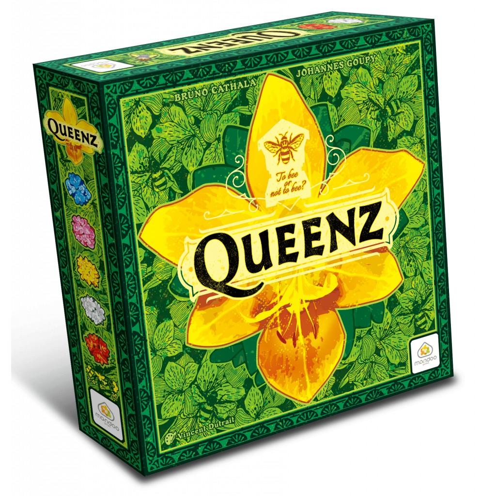 TLAMA games Queenz CZ