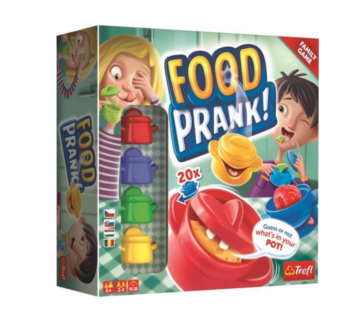 Levně Trefl Food Prank: Žertování s jídlem