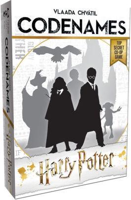 USAopoly Codenames: Harry Potter - EN