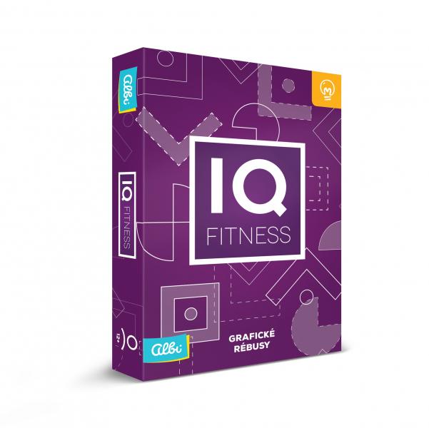 Albi IQ Fitness - Grafické rébusy