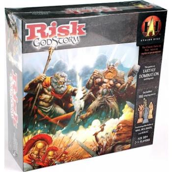 Wizards of the Coast Risk Godstorm