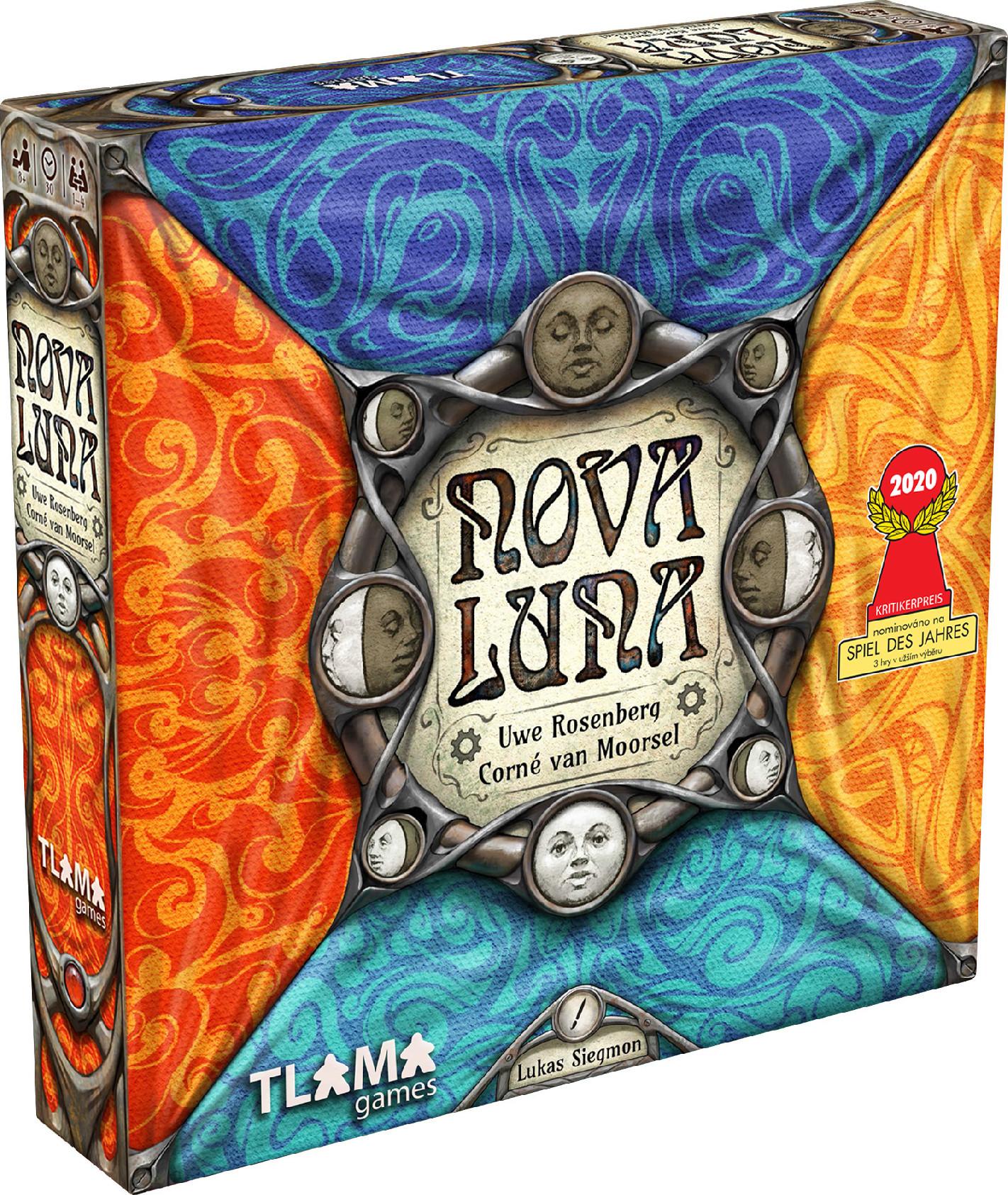 TLAMA games Nova Luna CZ