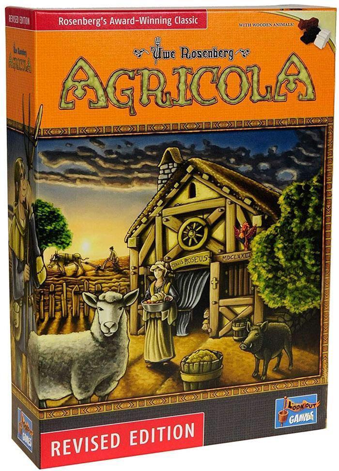 Levně Mayfair Games Agricola