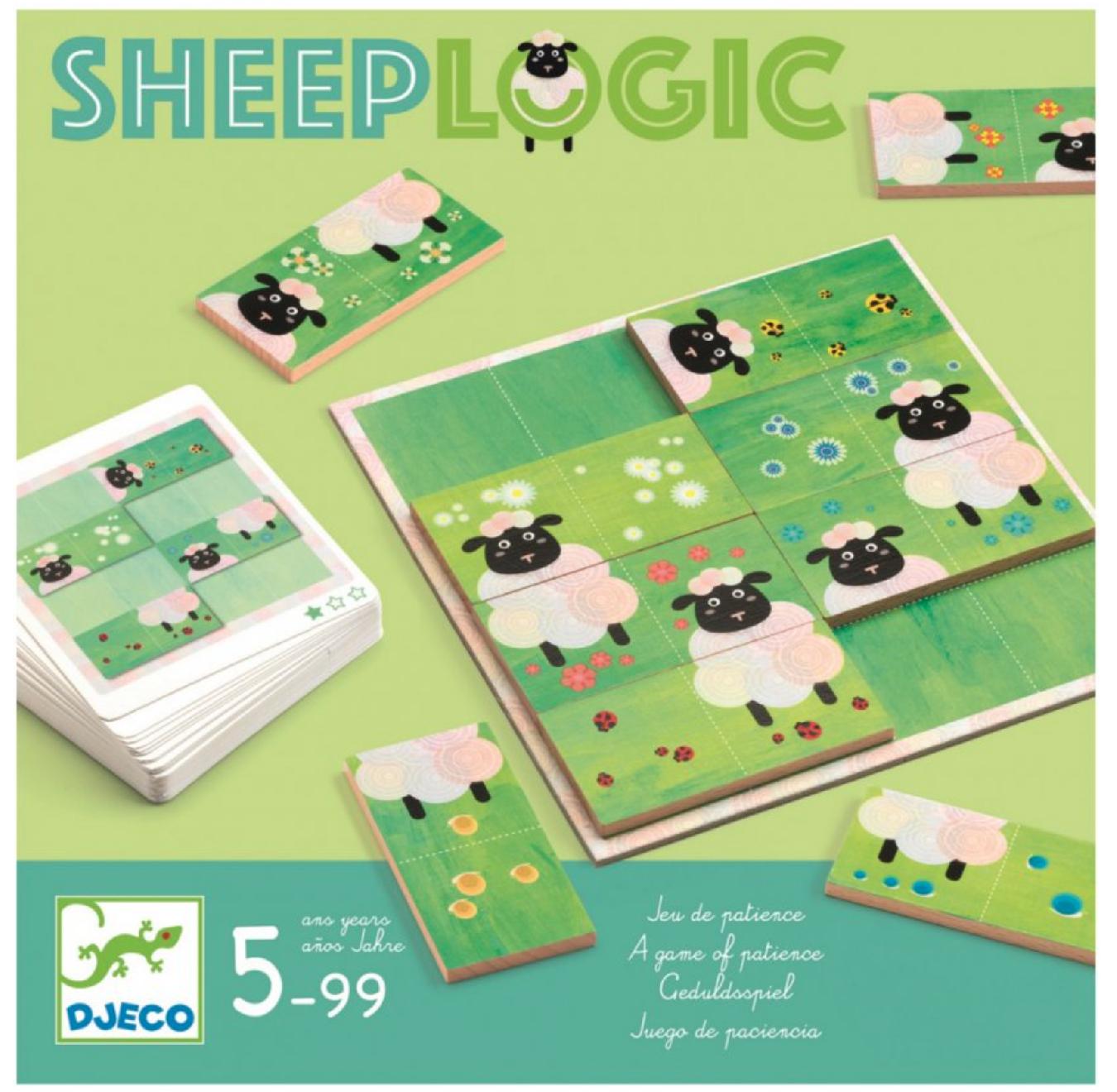 Djeco Ovce a Logika (Sheep Logic)