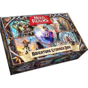 White Wizard Games Hero Realms: Adventure Storage Box