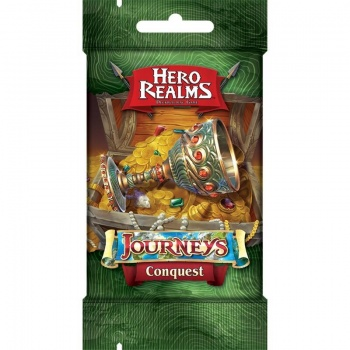 White Wizard Games Hero Realms: Journeys - Conquest