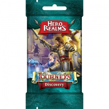 White Wizard Games Hero Realms: Journeys - Discovery