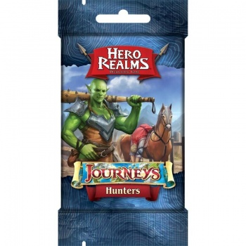 White Wizard Games Hero Realms: Journeys - Hunters