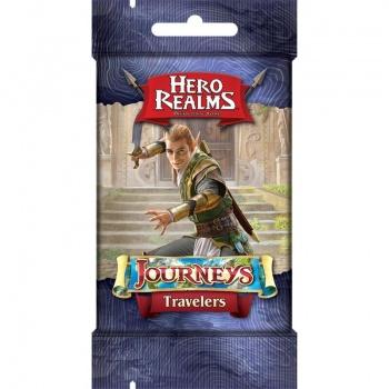 White Wizard Games Hero Realms: Journeys - Travelers