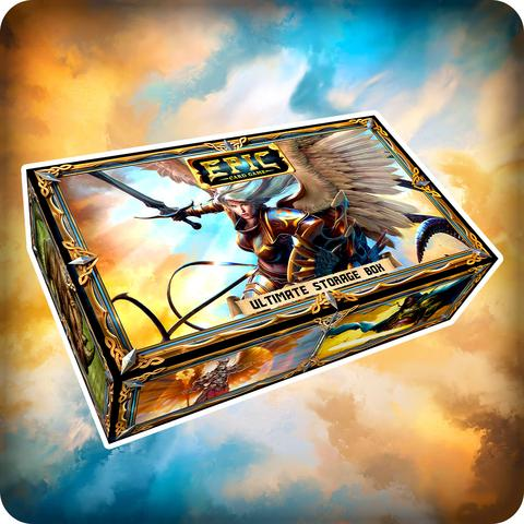 White Wizard Games Epic Card Game Ultimate Storage Box