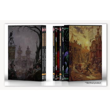 Levně Cubicle 7 Warhammer Fantasy Roleplay Enemy in Shadows - Enemy Within Campaign Director's Cut Vol. 1 Collector's Edition