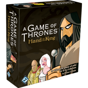 Fantasy Flight Games Game of Thrones: Hand of the King - Box Size Version -EN