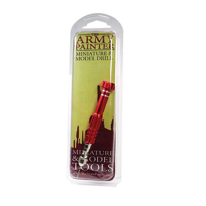 Army Painter: Miniature & Model Drill - ruční vrtačka