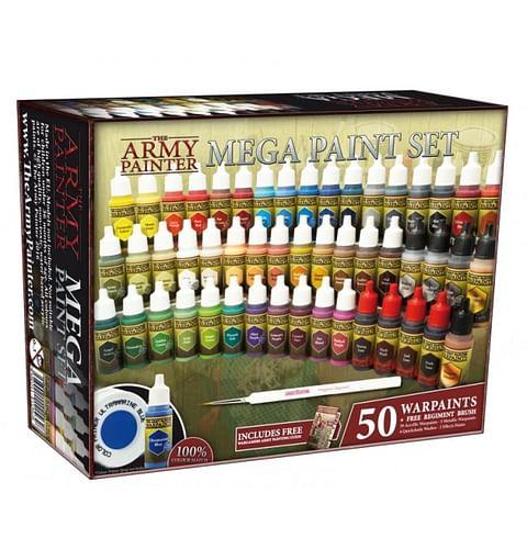 Levně Army Painter: Warpaints Mega Paint Set