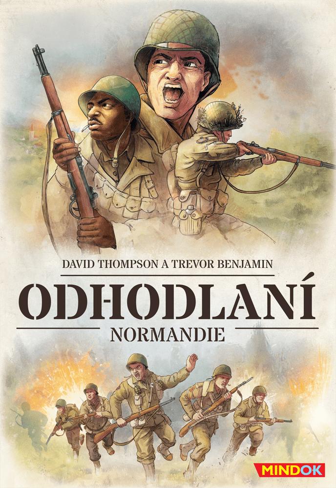 Mindok Odhodlaní: Normandie Undaunted: Normandy CZ