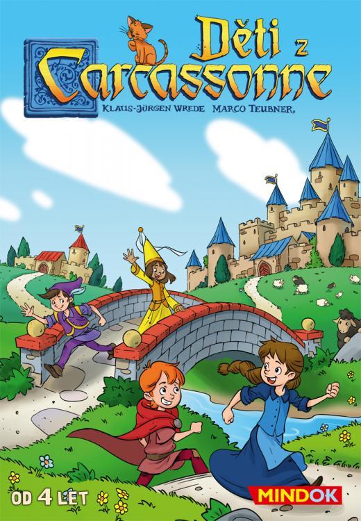 Mindok Carcassonne: Děti z Carcassonne (druhé vydání)