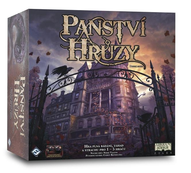 Panství hrůzy 2 edice: Základní hra (Mansion of Madness 2nd ed.)