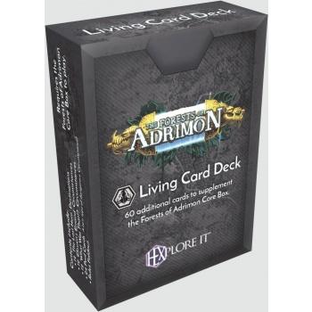 Mariucci J. Designs HEXplore It: The Forests of Adrimon Living Card Deck - EN