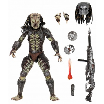 NECA Predator 2 - Ultimate Scout Predator Action Figure 18cm