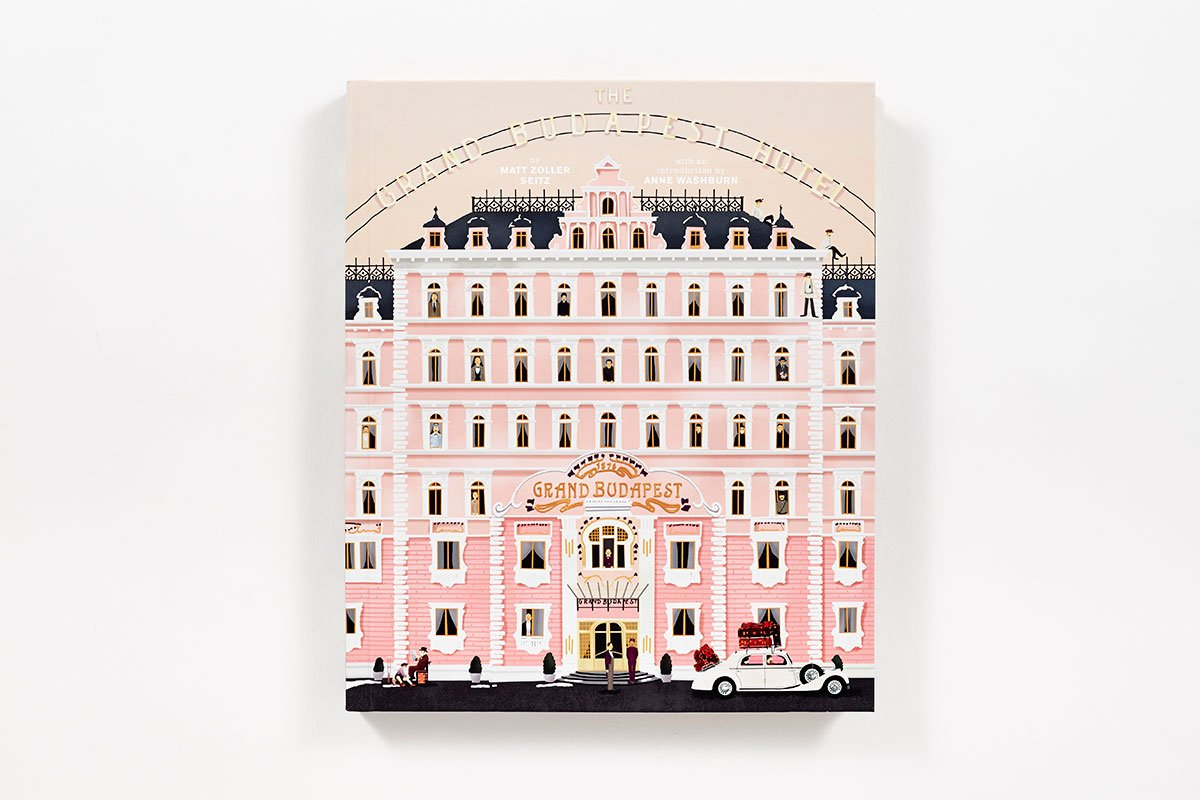 Abrams The Wes Anderson Collection: The Grand Budapest Hotel
