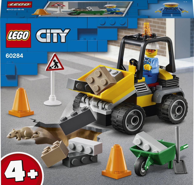 Levně LEGO Náklaďák silničářů 60284