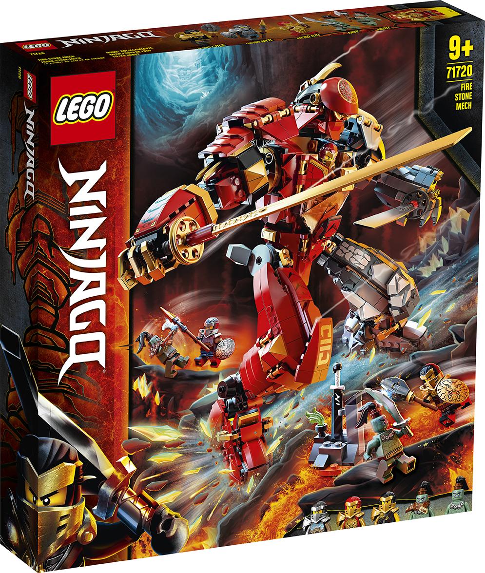 LEGO Robot ohně a kamene 71720