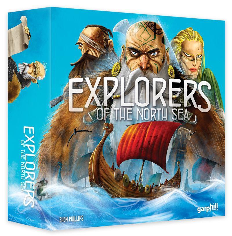 Renegade Games Explorers of the North Sea