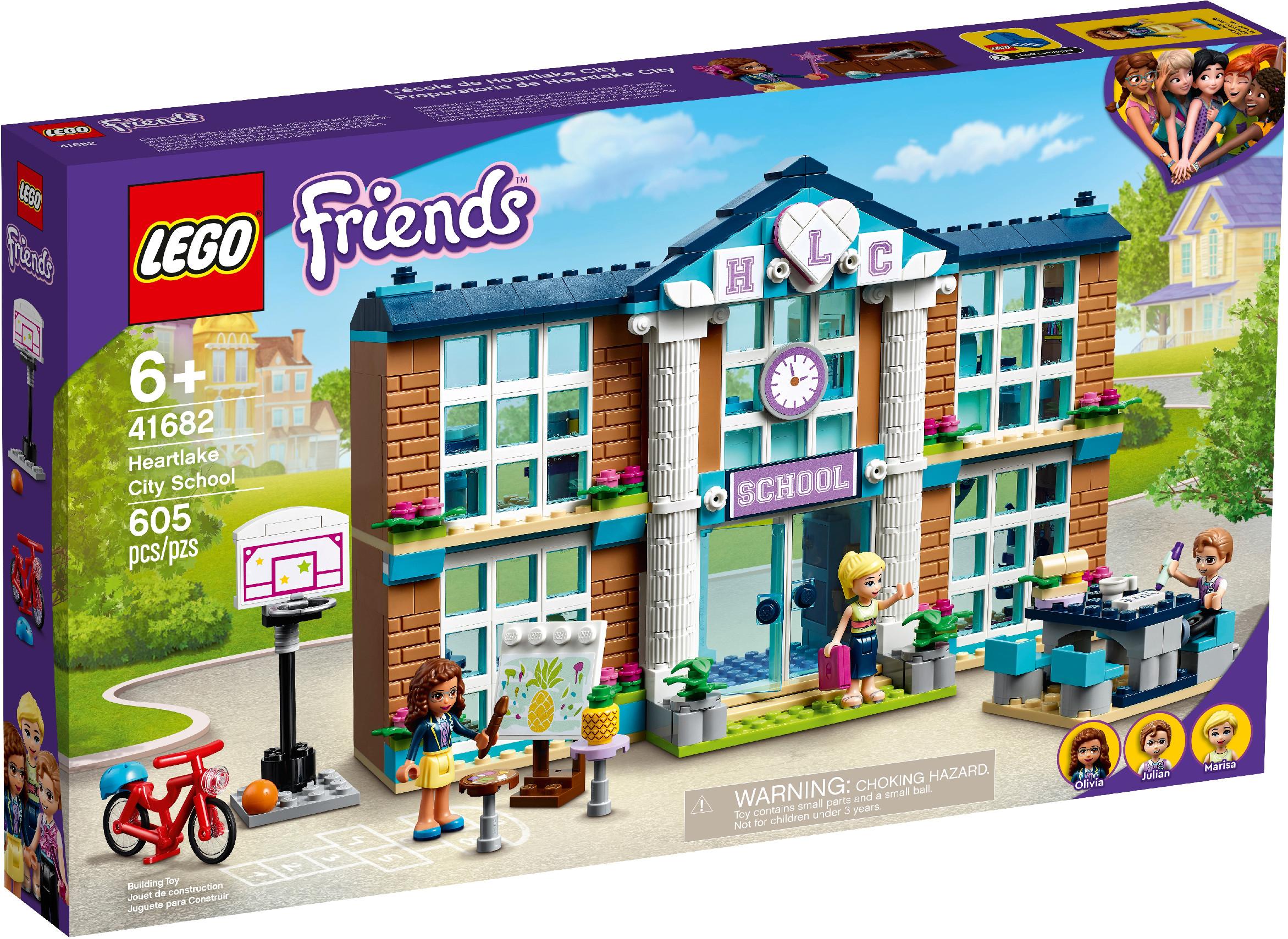 LEGO Škola v městečku Heartlake 41682