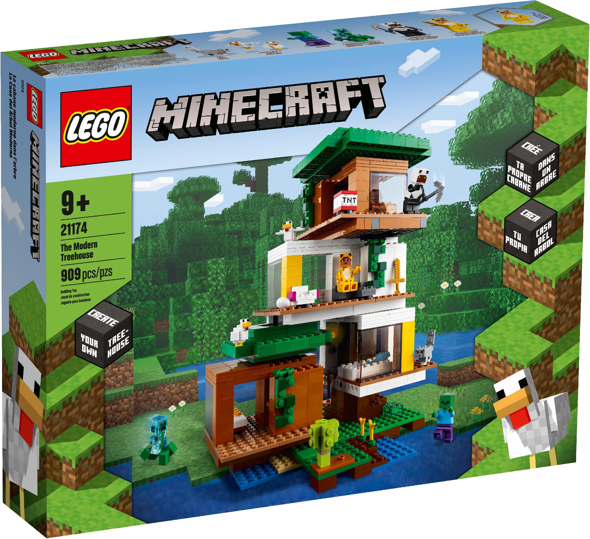 LEGO Moderní dům na stromě 21174