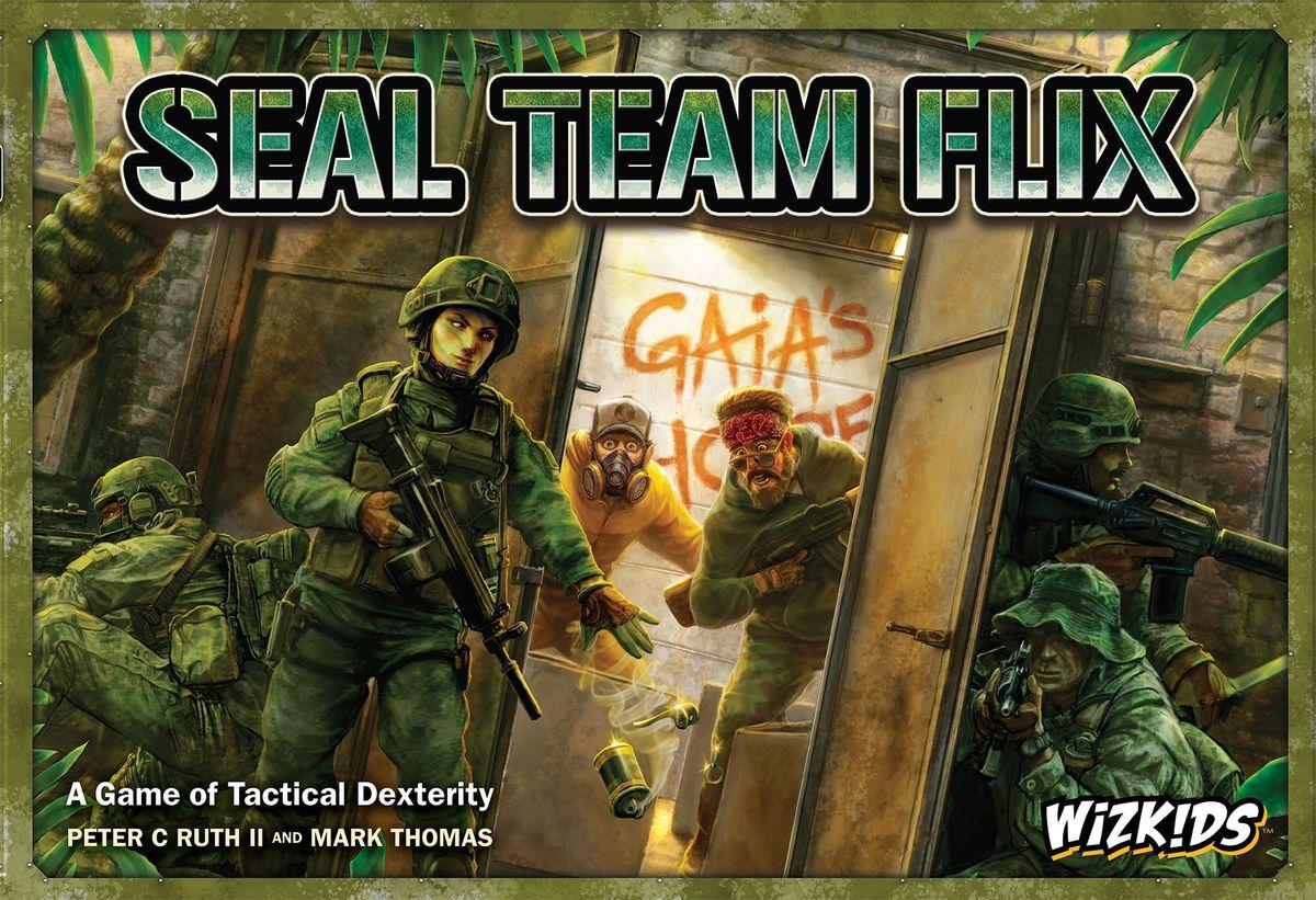 WizKids Seal Team Flix