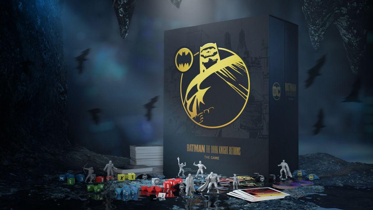 Cryptozoic Entertainment Batman : The Dark Knight Returns - The Game Deluxe