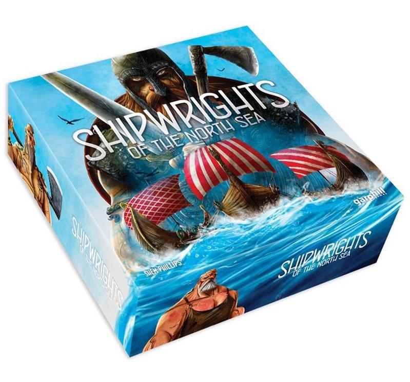 Renegade Games Shipwrights of the North Sea
