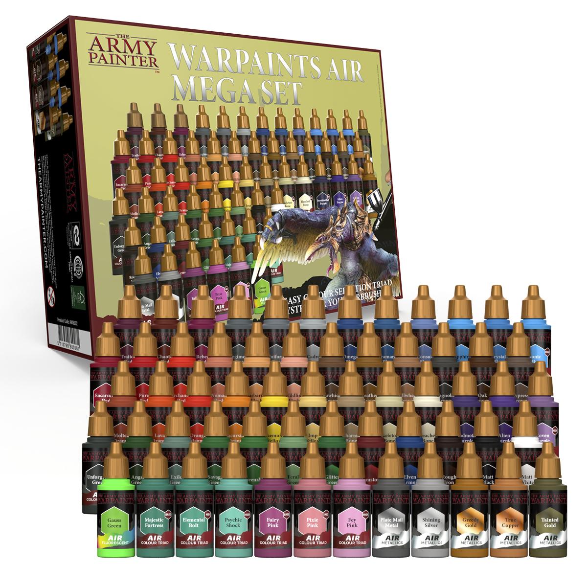 Army Painter – Air Mega Set